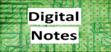 Digital Notes